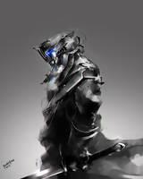 Untold Warrior by benedickbana