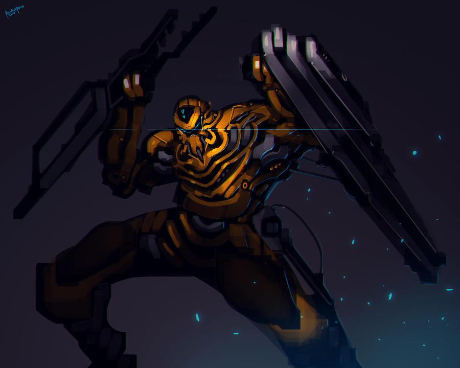 Darkfall Sigma by benedickbana