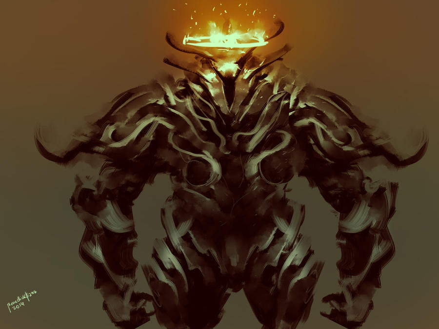 Sun King by benedickbana