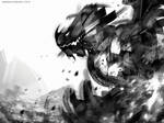 Speedpaint Dragon