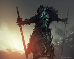 Dark Thorn King by benedickbana