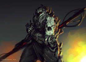 Monster Hunter by benedickbana