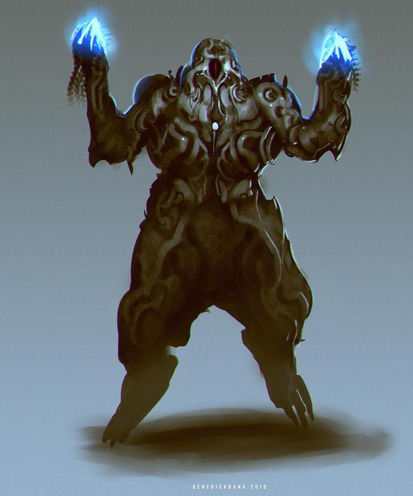Demon Dantalion by benedickbana
