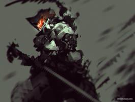 Black Knight by benedickbana