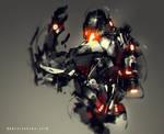 Ultron Marvel Avengers Fan Art