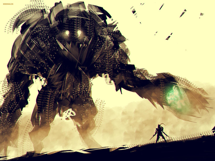 Speedpaint Shadow of the Colossus Fan Art A by ...