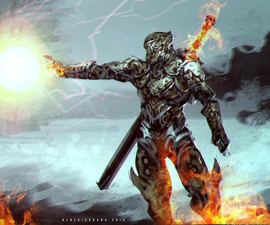 Armor Of Cronus By Benedickbana On DeviantArt