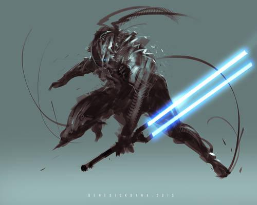 Jedi Caladbolg Star Wars Fanart