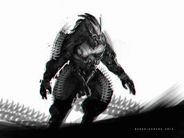 Monster Karaz by benedickbana