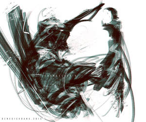 Brainstorm Challenge Evangelion Redesign 4 Neo X by benedickbana