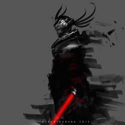 Darth Ravenous by benedickbana