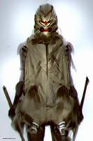 Hunter by benedickbana