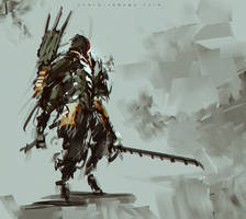 Blade of Death by benedickbana