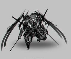 Falcon Blade by benedickbana