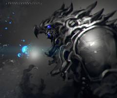 Beast Titan by benedickbana