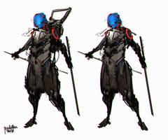 Ninja Corp by benedickbana