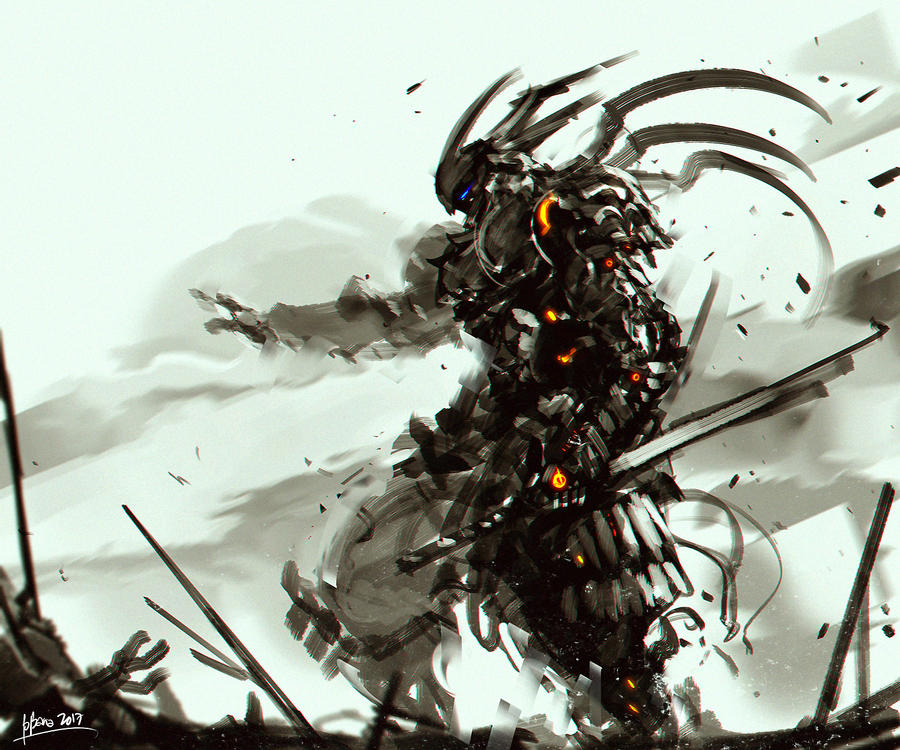 Battle Scar by benedickbana