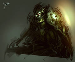 Feral Creature by benedickbana