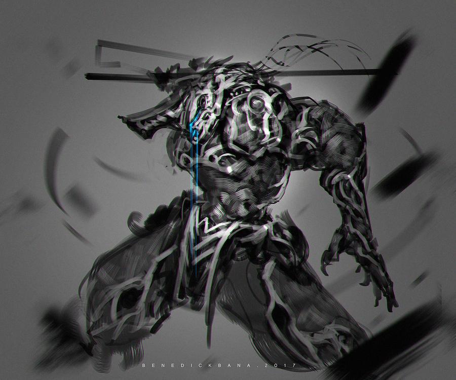 Masamune Black by benedickbana