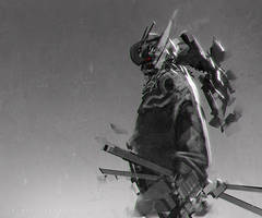 Project SamuraiPunk by benedickbana