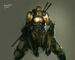 Plague Knight by benedickbana