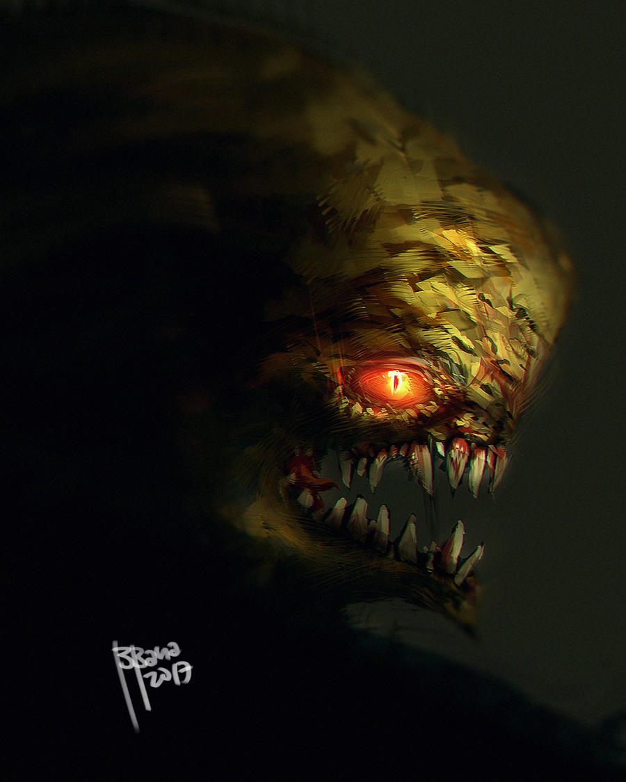 creature design 001 by benedickbana
