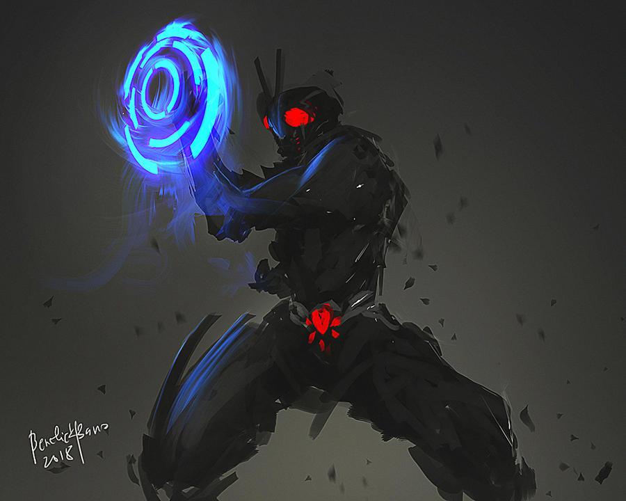 Kamen Rider Fanart2 lores by benedickbana
