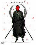 Bloodlust Cover Art design 2