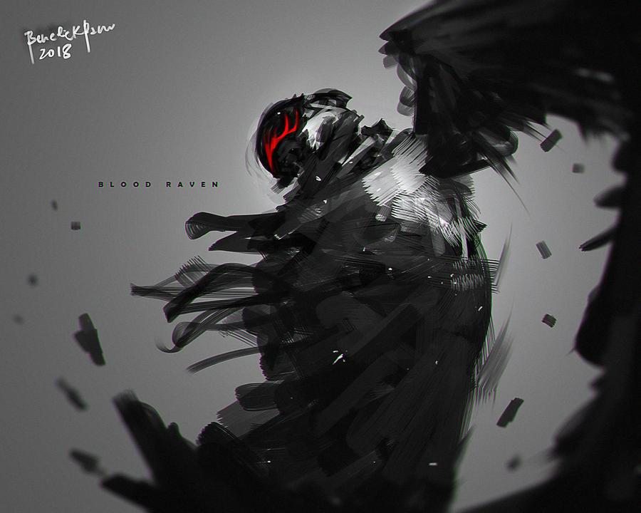 BloodRaven by benedickbana