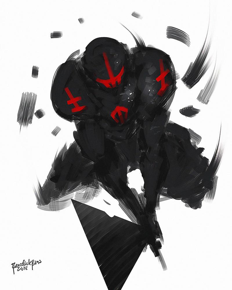Shadowblade by benedickbana