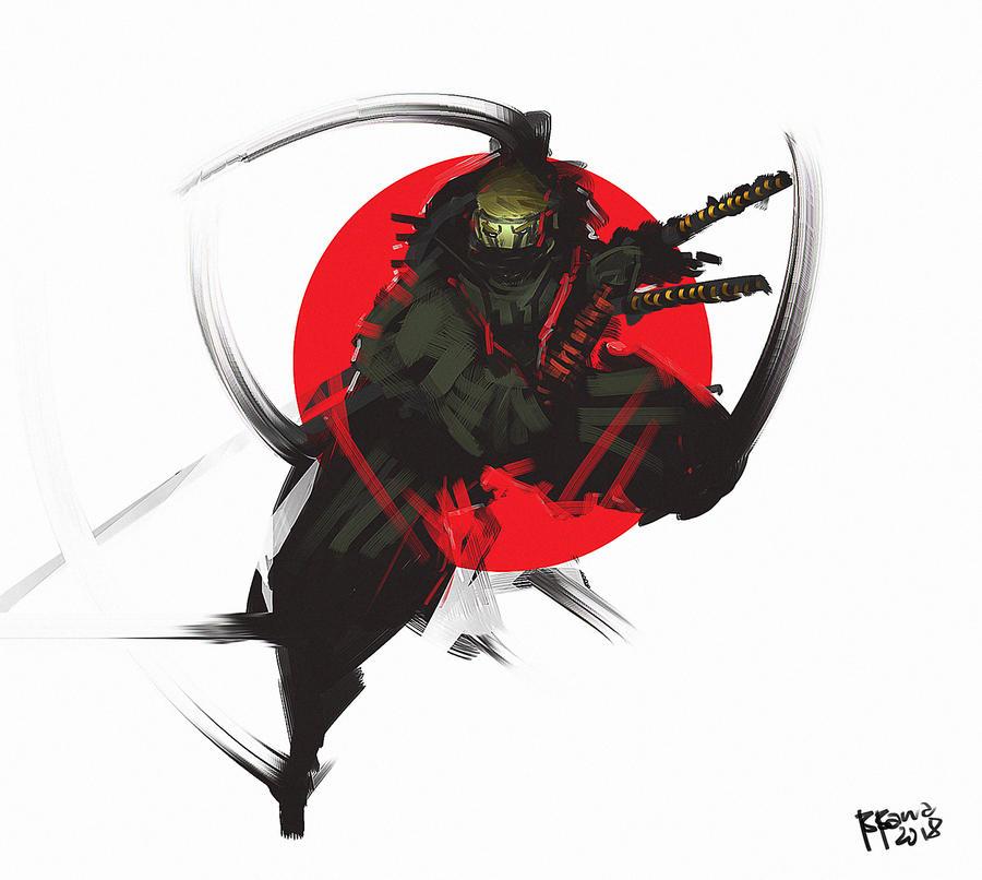 Age of Samurai by benedickbana