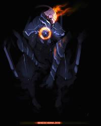 Darkness Eater by benedickbana