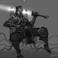 Zero Samurai Series by benedickbana