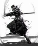 Shinobi Zero Raijin