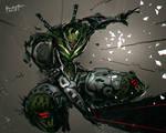 Xblade Punk