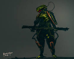 Droid by benedickbana