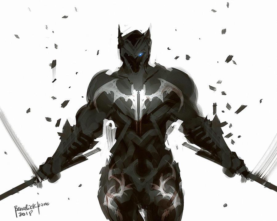Batman Fanart by benedickbana