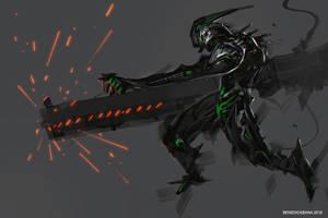 Mega Fiery Blaster by benedickbana