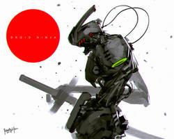 Droid Ninja by benedickbana