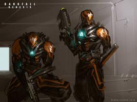 Darkfall Genesis by benedickbana