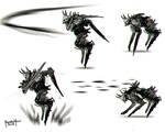 Creature Design Spike Smasher 02