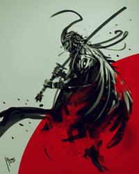 The Last Ronin Art Cover