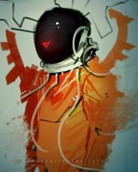 Speedpaint SpaceMan :D