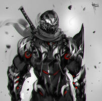 Ninja Gaiden Fanart