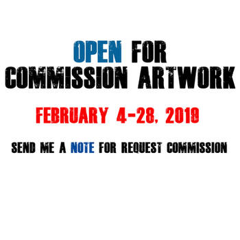 February Commission 2019 by benedickbana