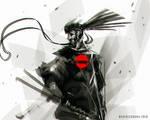 Speedpainting Wandering Swordsman