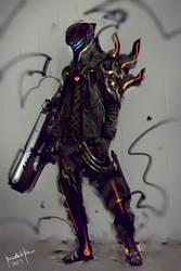 Phantom Zero by benedickbana