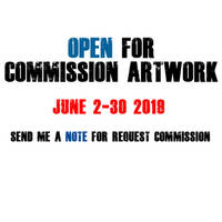 June 2019 Commission is OPEN