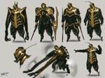 Gold Warrior Designs