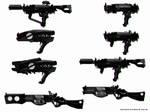 Speedpaint Gun Designs B